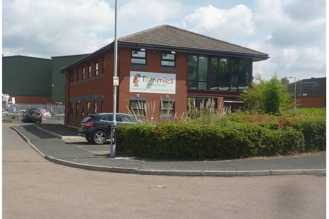 Thumbnail Office for sale in Unit 10 Colliers Way, Spring Hill Business Park, Nuneaton, Warwickshire