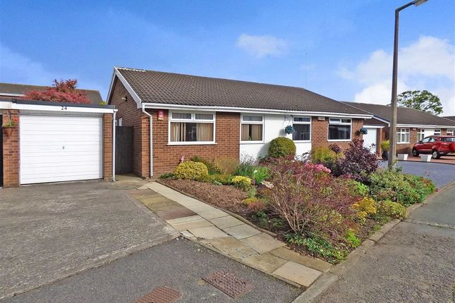 2 bed semi-detached bungalow for sale in Lancaster Close, Winsford, Cheshire