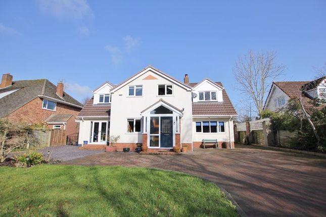 Thumbnail Detached house for sale in Gayton Lane, Gayton, Wirral