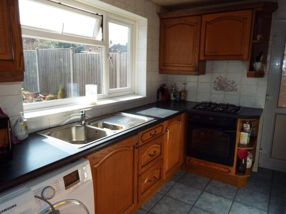 Kitchen of Wood Hill Rise, Holbrooks, Coventry, West Midlands CV6