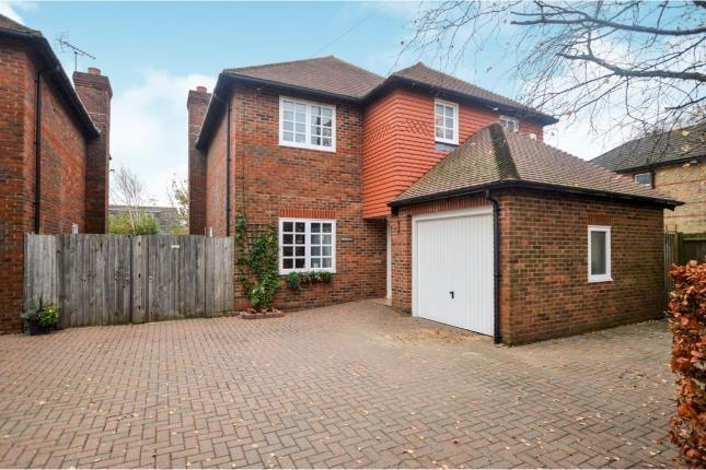Thumbnail Detached house for sale in Main Road, Sellindge, Ashford, Kent