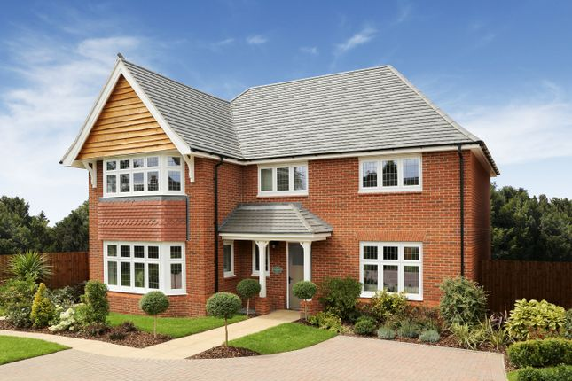 Thumbnail Detached house for sale in Lady Lane, Blunsdon, Swindon