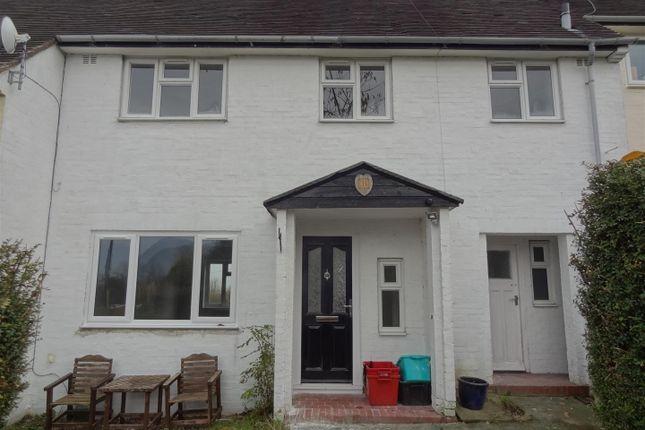 Thumbnail Terraced house to rent in Bryn Hafren, Crew Green, Shrewsbury