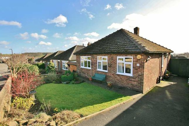 Thumbnail Detached bungalow for sale in Prospect Road, Coal Aston