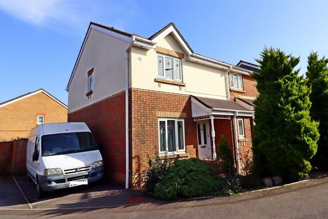 3 bed semi-detached house for sale in Maes Y Wennol, Miskin, Pontyclun CF72