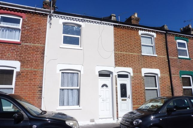 Thumbnail Terraced house to rent in Avenue Road, Gosport