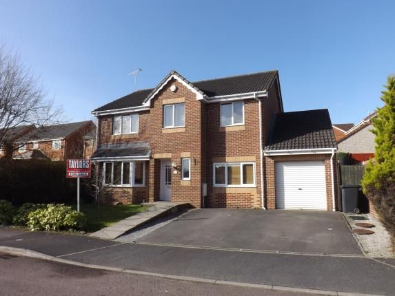 Thumbnail Detached house for sale in Bampton Close, Emersons Green, Bristol, Gloucestershire