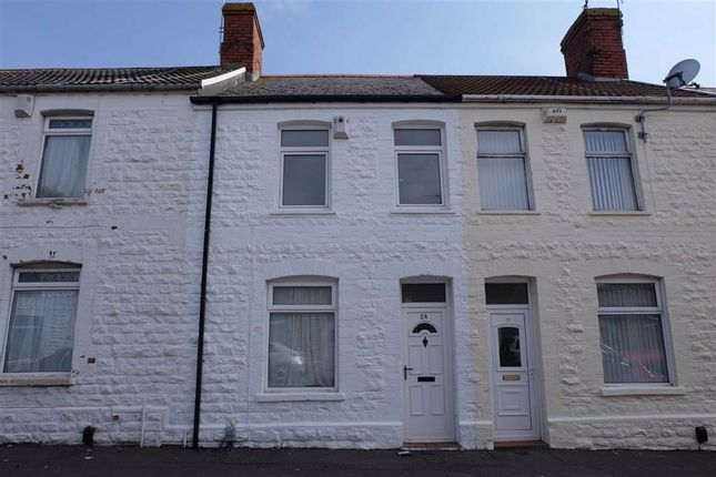 Thumbnail Terraced house for sale in Brook Street, Barry, Vale Of Glamorgan