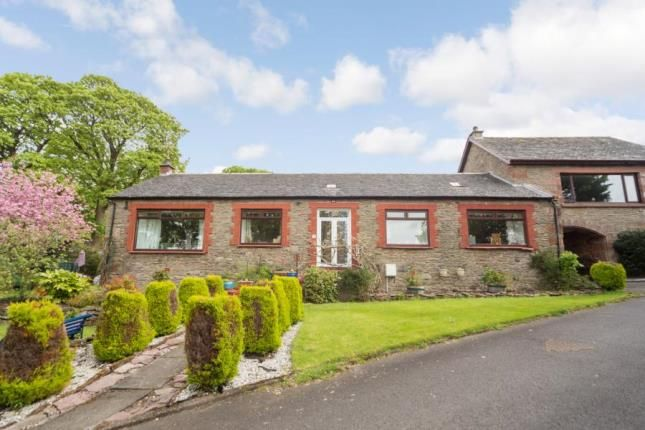 Thumbnail Bungalow for sale in Barrs Court, Cardross, Dumbarton, Argyll And Bute