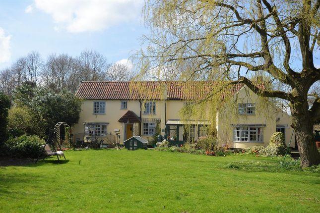 Thumbnail Detached house for sale in Hollinwood Lane, Calverton, Nottingham