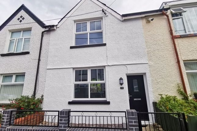 3 bed terraced house for sale in Southpandy Road, Caerphilly CF83
