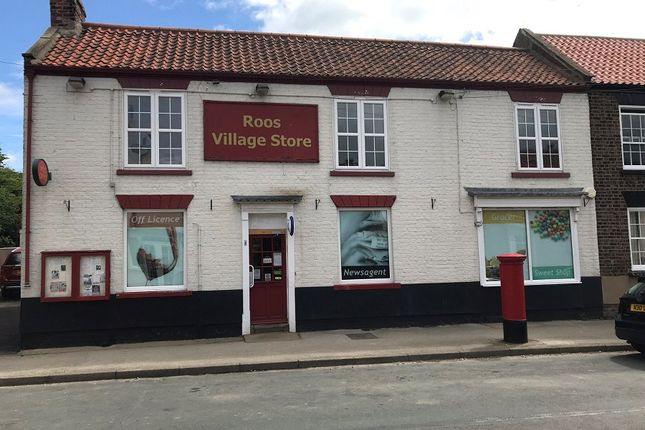 Thumbnail Retail premises for sale in Main Street, Roos
