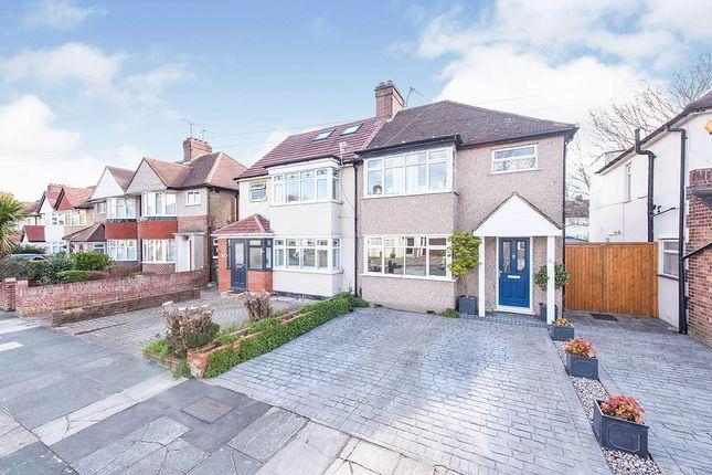 Thumbnail Semi-detached house for sale in Whitton Waye, Whitton, Hounslow