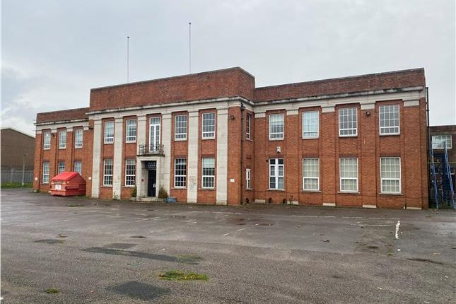 Thumbnail Industrial for sale in Former Bmb Premises, Rawcliffe Road, Goole, East Yorkshire