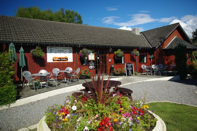 Leisure/hospitality for sale in Onich, Fort William