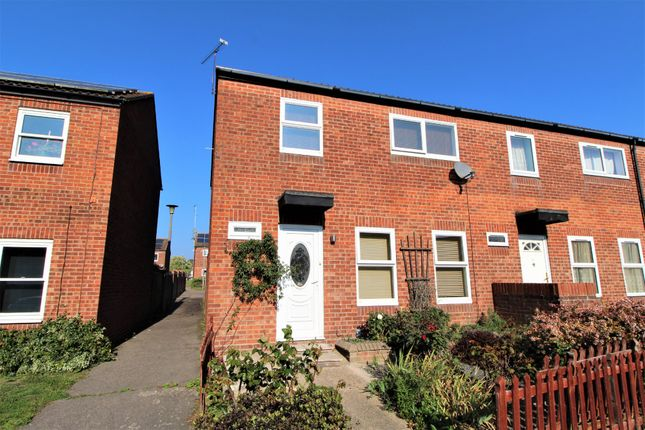 Thumbnail End terrace house to rent in Affleck Road, Colchester