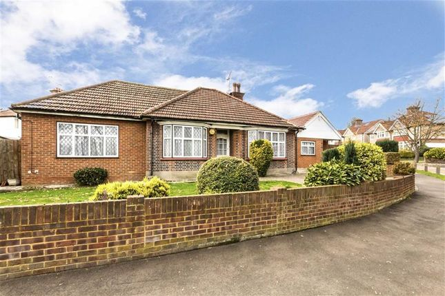 Thumbnail Bungalow for sale in Woodland Gardens, Isleworth