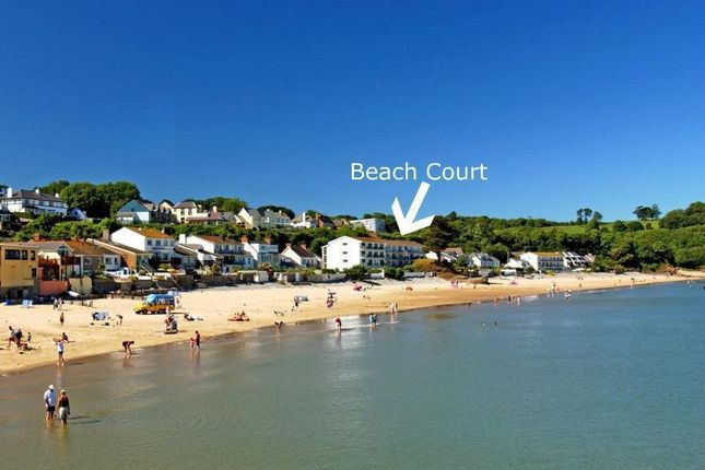 Thumbnail Flat for sale in Flat 27, Beach Court, The Strand, Saundersfoot
