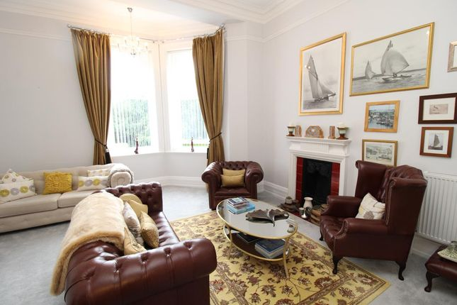 Thumbnail Flat for sale in Eggbuckland Road, Mannamead, Plymouth