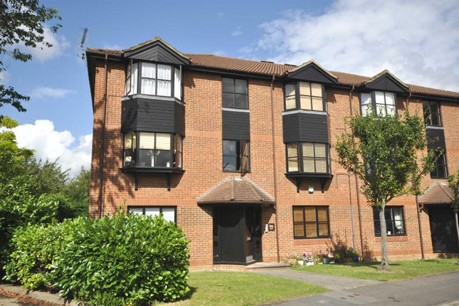 Thumbnail Flat to rent in Alphea Close, Colliers Wood, London