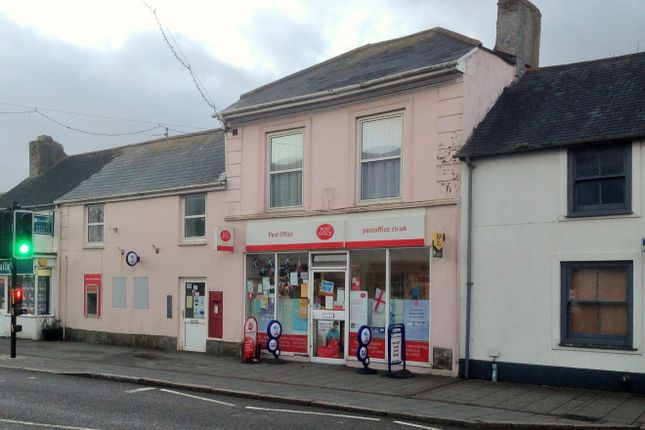 Retail premises for sale in 45 Fore Street, Hayle, Cornwall