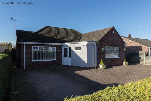 Thumbnail Bungalow for sale in Croft Lane, Bottesford, Scunthorpe
