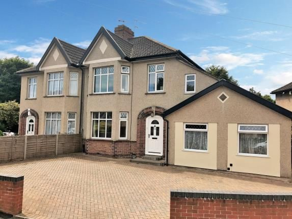 Thumbnail Semi-detached house for sale in Kenmore Grove, Bristol