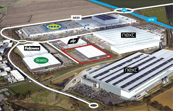 Thumbnail Light industrial to let in Aspect, West Moor Park, Doncaster, South Yorkshire