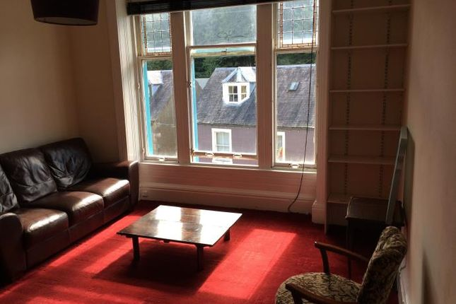 Thumbnail Flat to rent in High Street, Galashiels