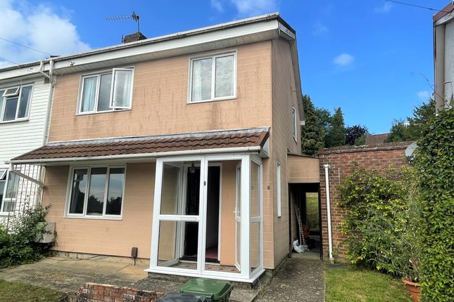 4 bed semi-detached house to rent in Sheridan Close, Winchester SO22