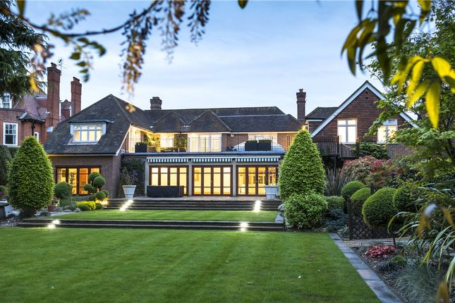 Thumbnail Detached house for sale in Alan Road, Wimbledon