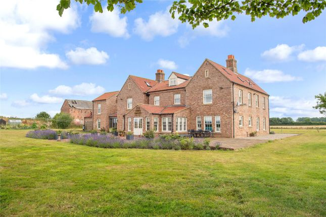 Thumbnail Detached house for sale in Breckenbrough, Thirsk, North Yorkshire