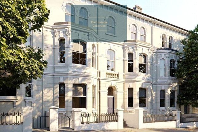 Thumbnail Flat for sale in Buckingham Road, Brighton, East Sussex