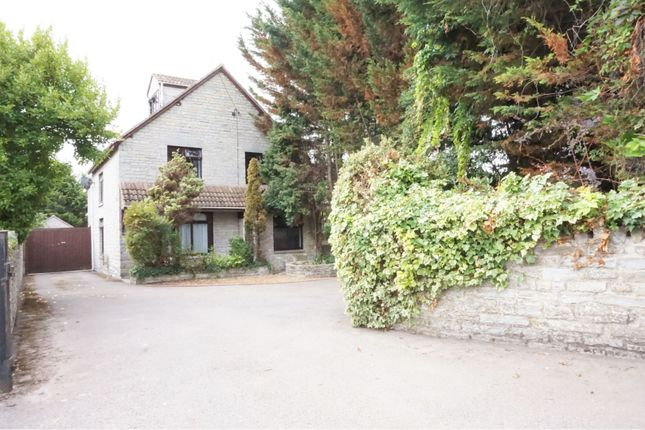 Thumbnail Detached house for sale in Behind Berry, Somerton