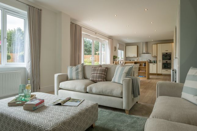 Thumbnail Detached house for sale in Plot 166 - The Henley, Stockley Lane, Calne, Wiltshire