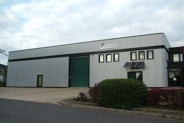 Thumbnail Light industrial to let in Claydon House Warehouse, 1 Edison Road, Aylesbury, Buckinghamshire