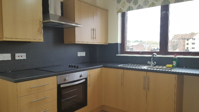 Thumbnail Flat to rent in Almerie Close, Arbroath, Angus, 1Ll