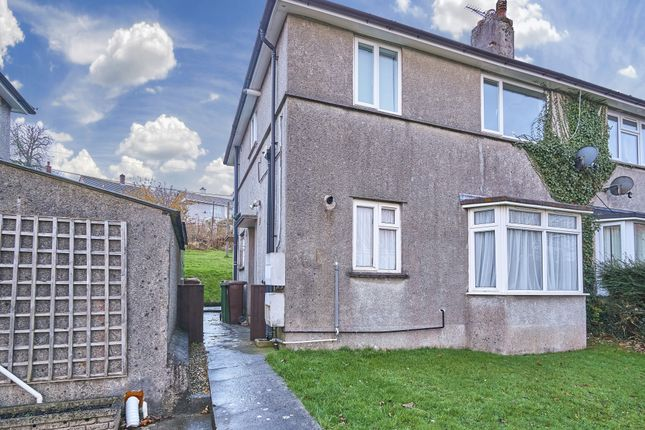 Thumbnail Flat to rent in Warwick Avenue, Crownhill, Plymouth