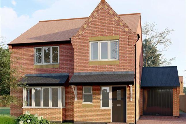 Thumbnail Detached house for sale in Moor Road, Bestwood Village, Nottingham