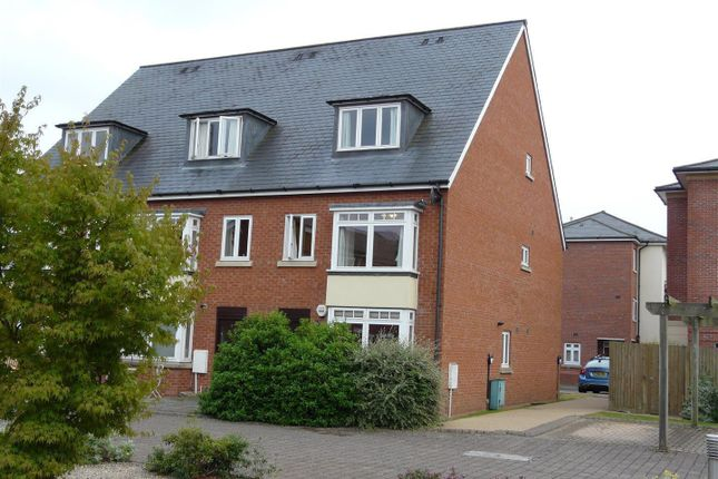 Thumbnail Flat to rent in Nightingale Way, St James, Hereford