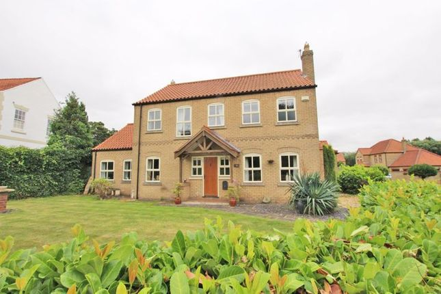 Thumbnail Detached house for sale in Kingsfield Farm, Barnoldby-Le-Beck, Grimsby