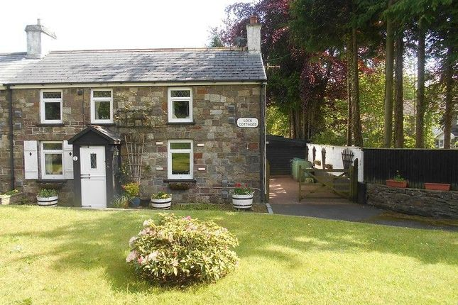 Thumbnail Cottage for sale in Lock Cottage, Ynys Uchaf, Ystradgynlais, Swansea.