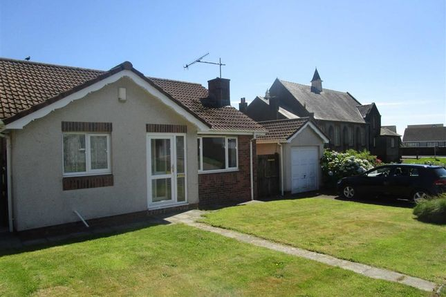 Thumbnail Detached bungalow for sale in The Fairways, Seascale