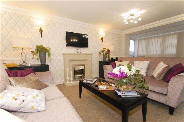 Communual Residents Lounge