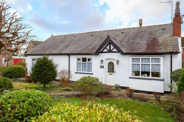 Thumbnail Detached bungalow for sale in Vicarage Lane, Shevington, Wigan