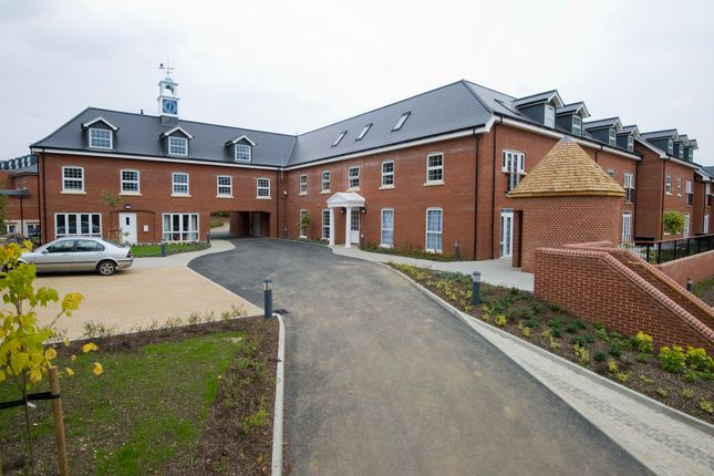 Thumbnail Flat for sale in 16 Maynard House, Moat Park, Dunmow, Essex