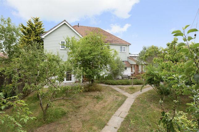 Thumbnail Detached house for sale in Joy Lane, Seasalter, Whitstable
