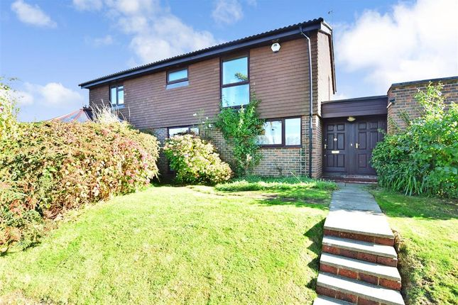Thumbnail Detached house for sale in Herontye Drive, East Grinstead, West Sussex