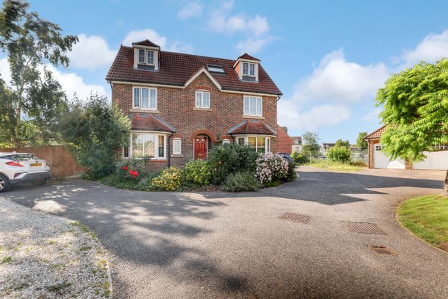 Thumbnail Detached house for sale in Tourmaline Drive, Sittingbourne, Kent