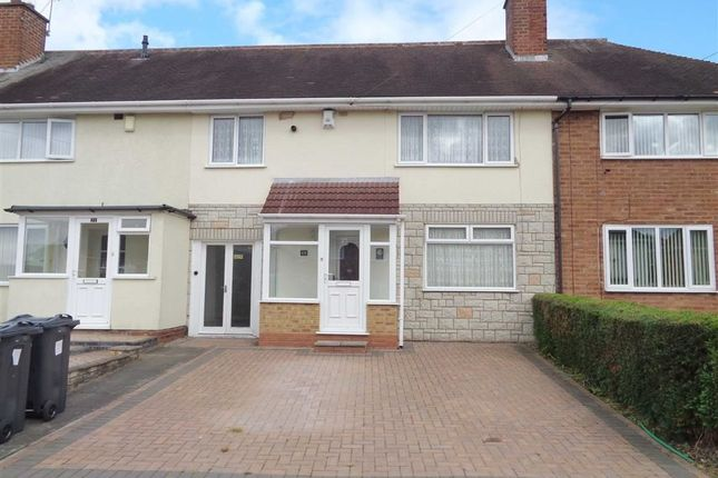 Thumbnail Terraced house for sale in Turnley Road, Shard End, Birmingham